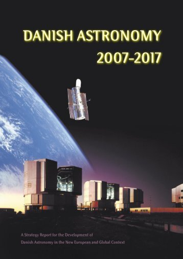 DANISH ASTRONOMY 2007-2017 - Computer Physics