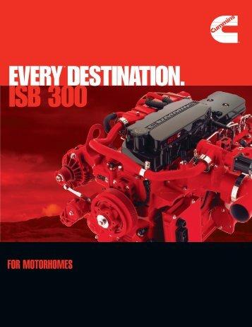 EVERY DESTINATION. - Cummins Engines