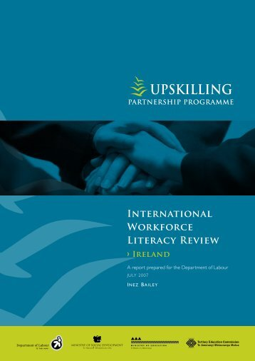 International Workforce Literacy Review - Department of Labour