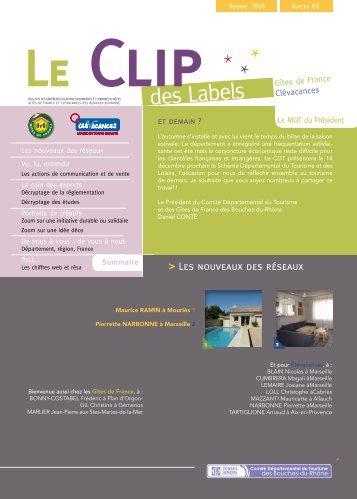 Clip des labels novembre 2010.pdf - Accueil - Bouches du Rhône
