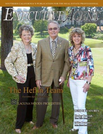 The Heflin Team - Executive Agent Magazine