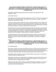 Convenio Bienestar con Referencia a Adopción - OAS