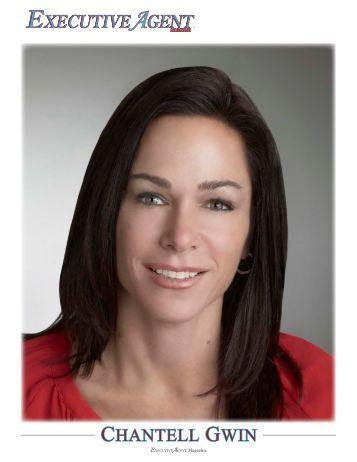 Chantell Gwin - Executive Agent Magazine