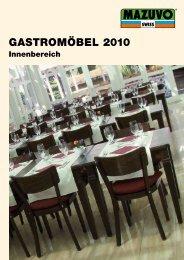 nnenbestuhlungen für Restaurants und Objekte - REICHMUTH Wohn