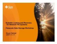 Slides - Petascale Data Storage Institute