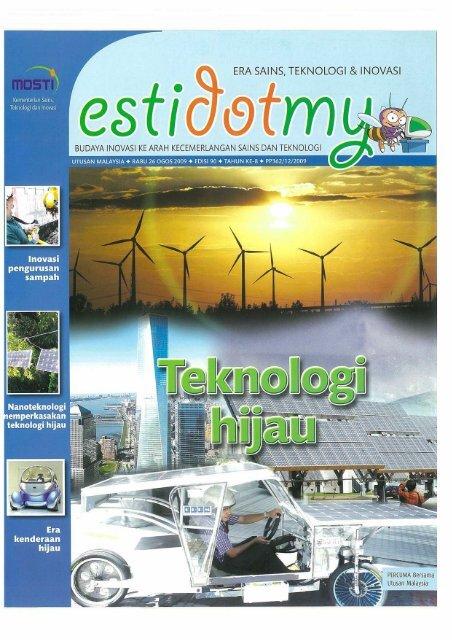Teknologi Hijau - Akademi Sains Malaysia