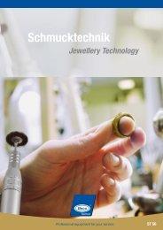 ST 56 Schmucktechnik / Jewellery Technology ... - Beco Professionals