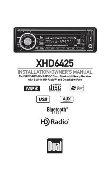 xhd6425 dual electronics?quality\\\\\\\=85 dual stereo xdmr7710 wiring diagrams gandul 45 77 79 119 dual model cd770 wiring harness at crackthecode.co