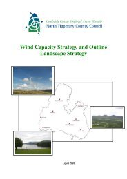 Wind Capacity Strategy - North Tipperary County Council