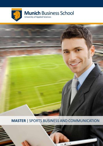 Master Sports Business and Communication - WiWi-Online