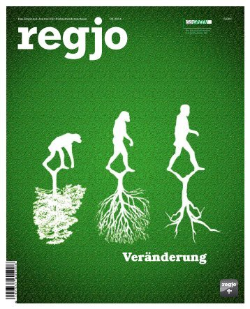 regjo Südostniedersachsen Heft II 2014 - Veränderung - teaser