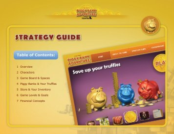 Piggie pie strategy guide the great piggy bank adventure fandeluxe Image collections
