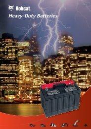 Heavy-Duty Batteries - DM-Ker Kft