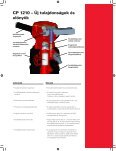 Chicago Pneumatic Építőipari eszközök - DM-Ker Kft - Page 5