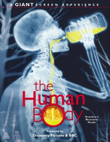 Human Body - Museum of Science and Technology