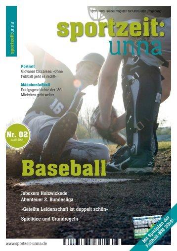 Sportzeit Unna 02/2014