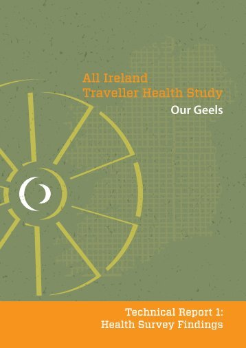 All Ireland Traveller Health Study Our Geels - Department of Health ...