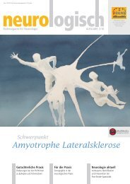 Amyotrophe Lateralsklerose - Herzinger Wolfgang