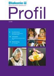 Ausgabe 2 (PDF) - Diakonieverein Güstrow e.v.