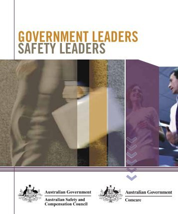 Government safety leaders [PDF, 164KB] - Comcare
