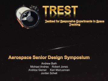 SDS - Aerospace Engineering Sciences Senior Design Projects