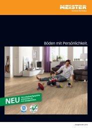 Katalog Designboden DS 300 - Max Schierer
