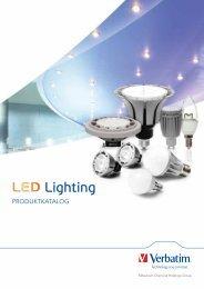 Verbatim_LED_RangeBrochure - KLH Handelsgesellschaft mbH
