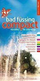 bad füssing compact kurzinfos für unterwegs - Bad Füssing erleben