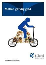 Motion gør dig glad - Billund Kommune