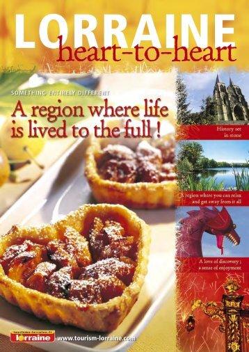 couv_p32_mag_CRTL GB.indd - Tourisme en Lorraine