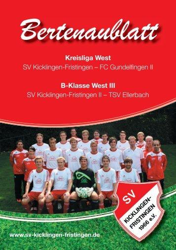 TSV Ellerbach - sv-kicklingen-fristingen