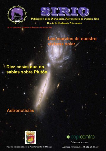 Los mundos de nuestro sistema solar - Agrupación Astronómica de ...