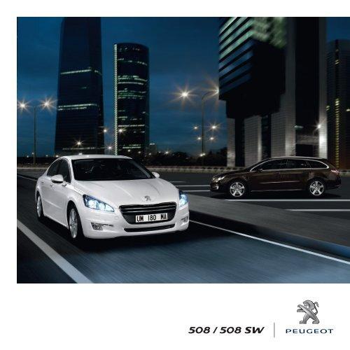 508 / 508 SW - Peugeot