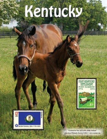 Kentucky - American Philatelic Society