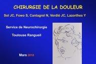 LES TECHNIQUES - Facultés de Médecine de Toulouse 3