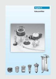 Vakuumfilter Kapitel 6 - VeeM TRADING sro