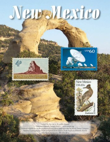 New Mexico - American Philatelic Society