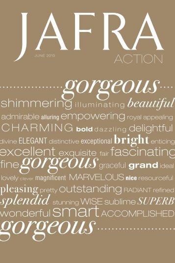 splendid stunning WISE sublime SUPERB - jafra usa