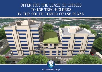 Offer for Lease.cdr - Lahore Stock Exchange