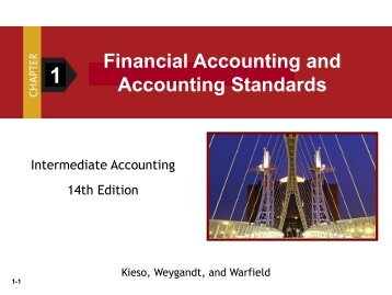 1 Financial Accounting and Accounting Standards - Anna Lee