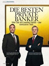 Die Besten Private Banker