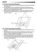 Monteringsveiledning - Flexit - Page 5
