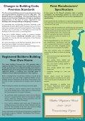 Builders Registration Board Newsletter - Building Commission - Page 3