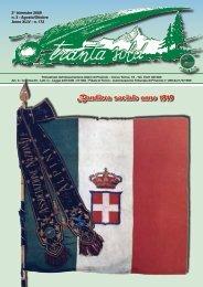 Ottobre 2009 - ANA Sezione di Pinerolo - Associazione Nazionale ...