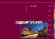 KVV Geschäftsbericht 2000 - Kasseler Verkehrs- und Versorgungs ...