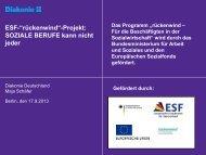 Präsentation Maja Schäfer: Einführung Personalgewinnung