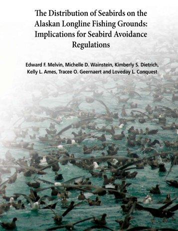 The Distribution of Seabirds on the Alaskan Longline Fishing ...