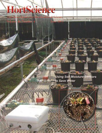 Using Soil Moisture Sensors to Save Water - Acclima