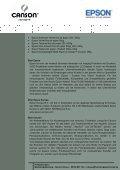 PRESSEMITTEILUNG - Canson Infinity - Seite 3