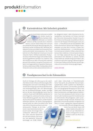 Produkte - zahniportal.de